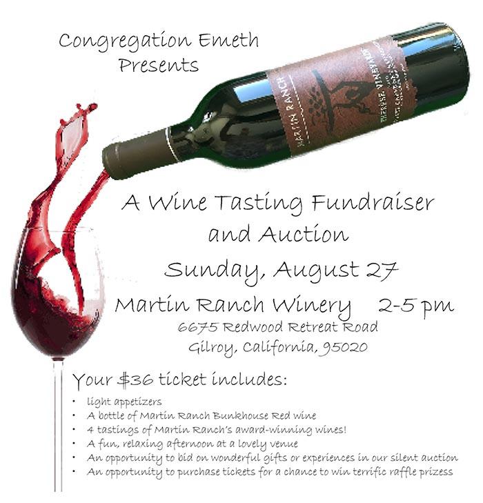 winetasting 2017 webpage
